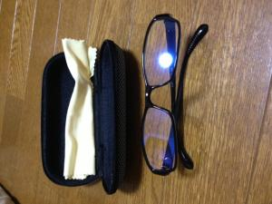 【ゲーム・PC・TV】PCメガネ買ってみたのでレビュー【目の負担軽減】