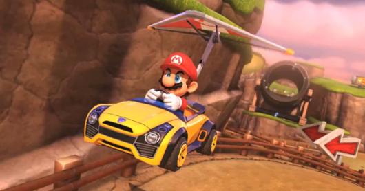 マリオカート8 店頭体験版 感想! 新旧コース比較動画も!